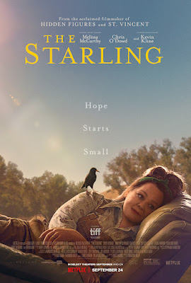 The Starling Movie Poster