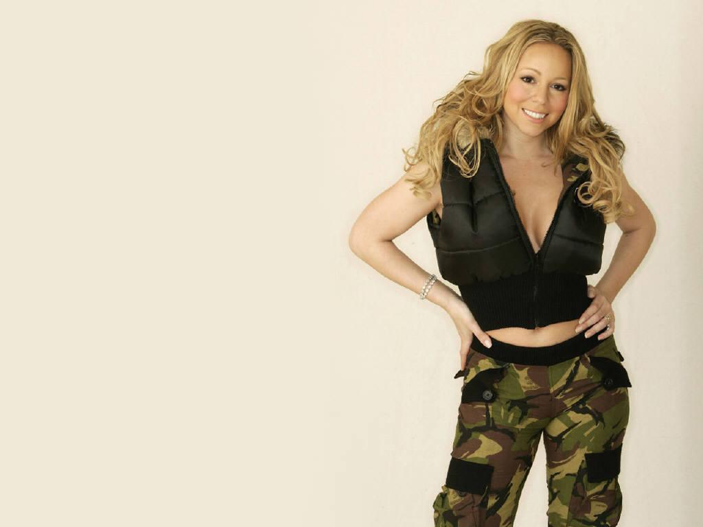 Mariah Carey Nude Photo Shoot