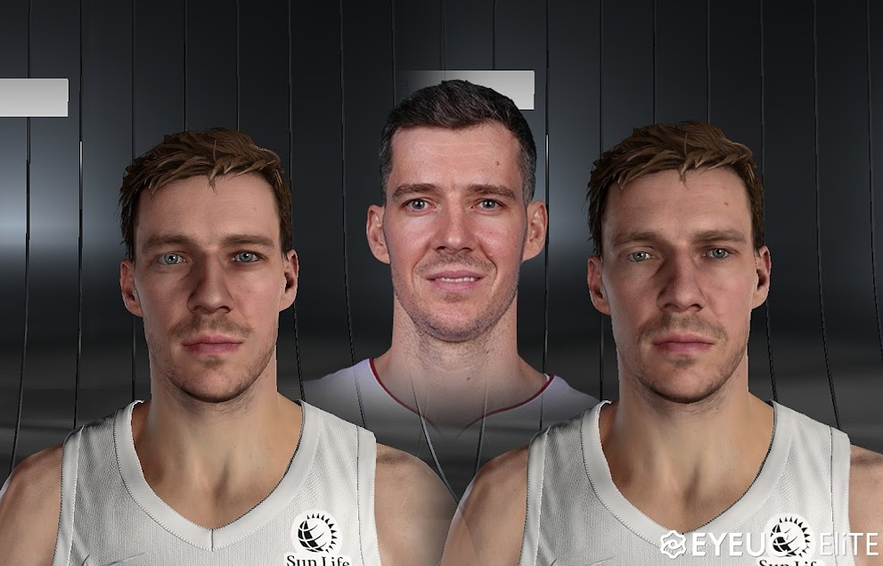 NBA 2K22 Goran Dragic Cyberface and BOdy Model By Elite