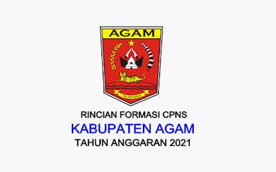 Formasi CPNS Kabupaten Agam Tahun 2021