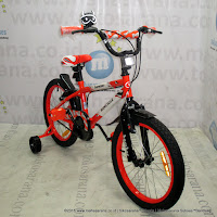 18 Inci Wimcycle Bomber BMX Kids Bike