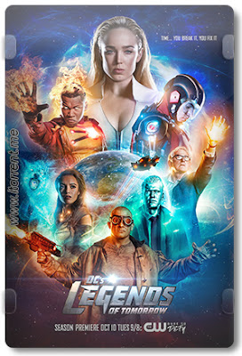 Legends of Tomorrow 3ª Temporada