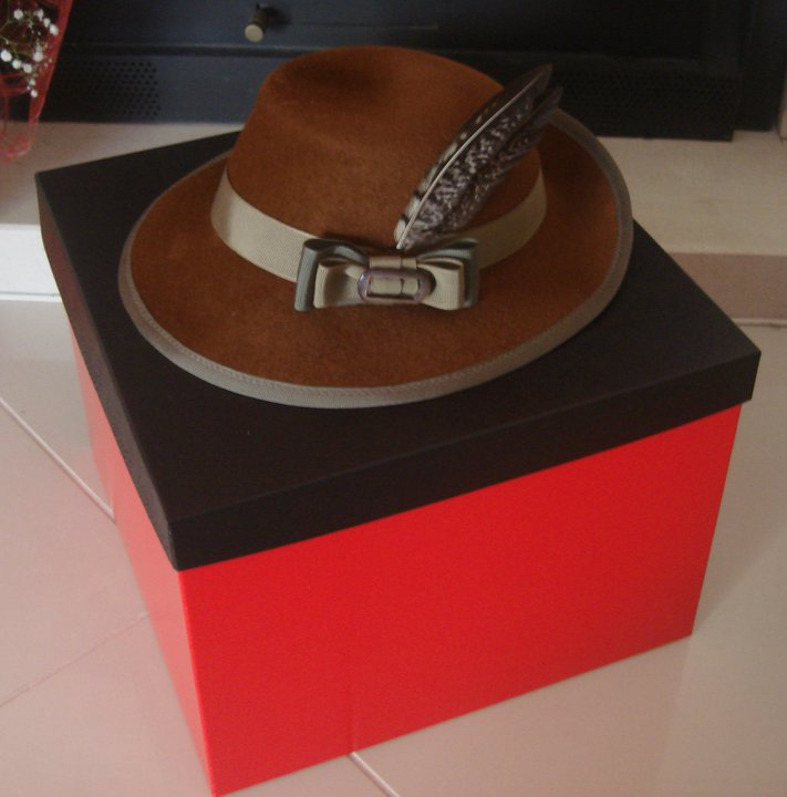But, once you buy several hats, the boxes start piling up... The best way  to store hats would be in one hat per box, but that's difficult unless you  have ...