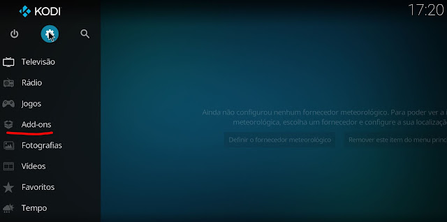 Como instalar o Add-on Hgo EU - Add-on da HBO para Kodi