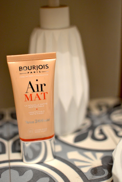 Bourjois Air mat couleur ivoir rosé
