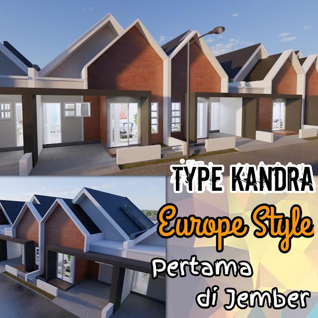 Kandra Grand Sriwijaya Cluster Jember