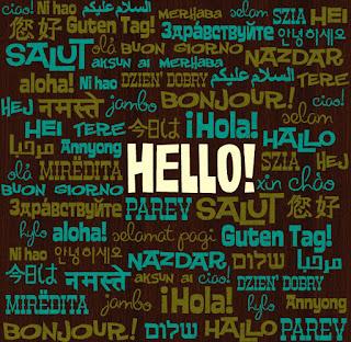 hello на разных языках