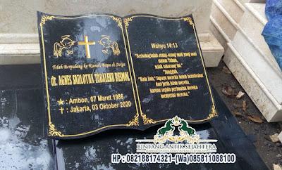 Model Kuburan Kristen Sederhana, Kuburan Kristen Minimalis