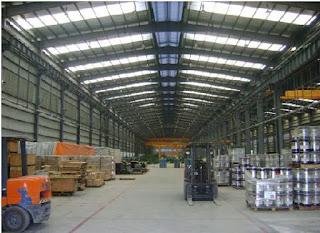 Xây dựng nhà xưởng long thành đồng nai
