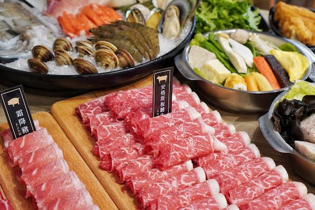 台南北區美食【富士匠鍋物】餐點介紹-安格斯板腱牛