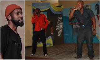 Rapper Dagrin's ex-manager, Olamus, slumps and dies in Lagos