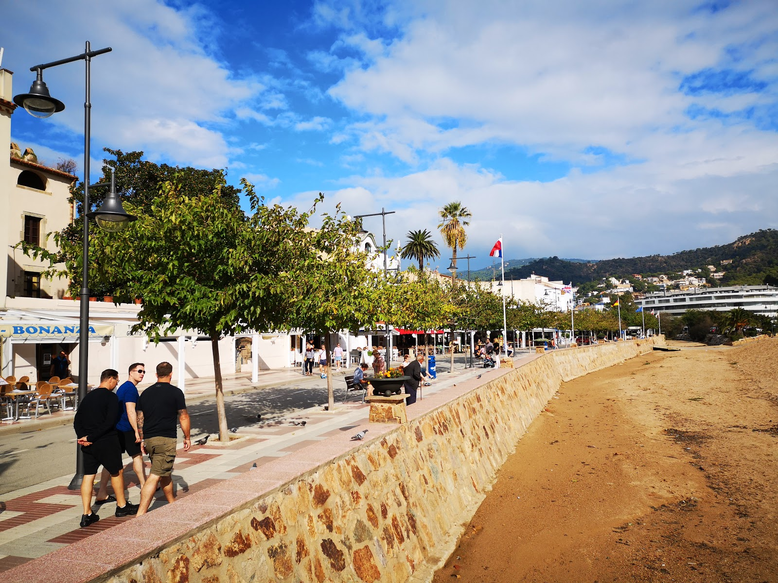Андорра - Португалия (Лагуш) - Испания (Тосса-де-Мар, Жирона). Часть 3