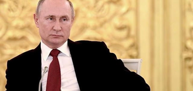 Путин для Запада страшнее, чем вирус