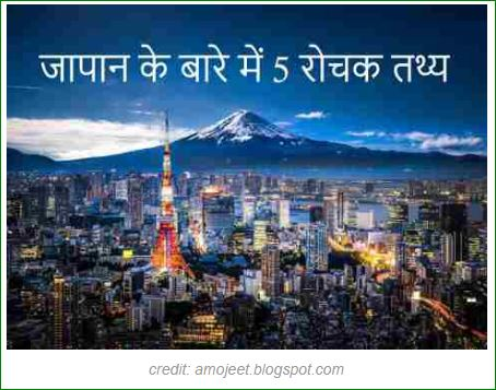 Top-5-Facts-About-Japan-Country-in-hindi