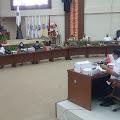Duo Silangen Pimpin Rapat Pertanggungjawaban ODSK T.A 2020