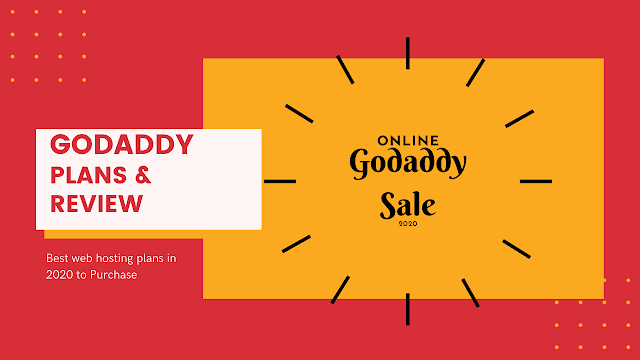GoDaddy Web Hosting Plans & Review