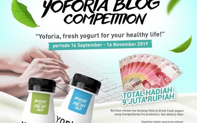 Lomba Blog Yoforia