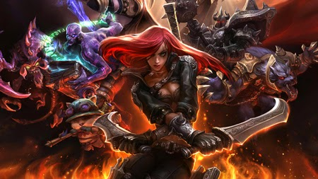League of Legends nedir?,League of Legends nasıl oynanır,League of Legends,League of Legends kayıt ol