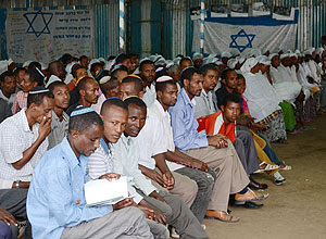 A misteriosa origem dos judeus etíopes