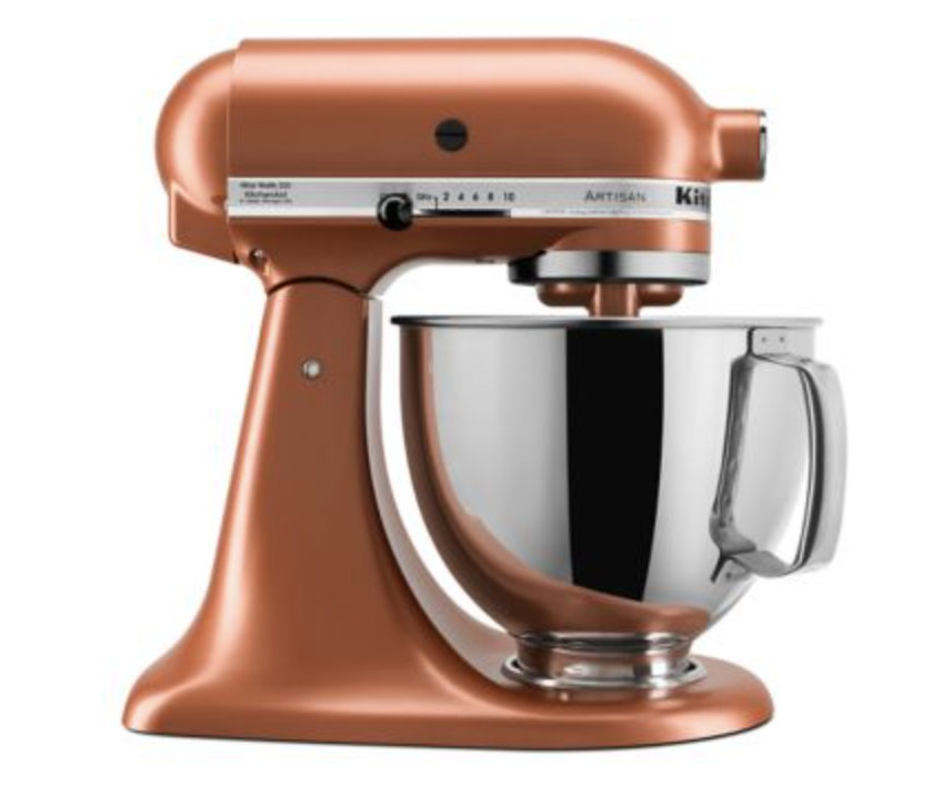 The Best Price On Copper Kitchen Aid Mixers
