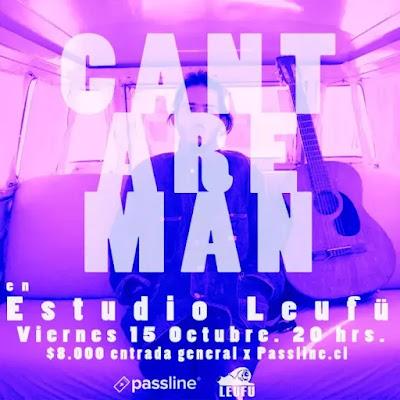 Estudio Leufü recibe Cantáreman para una íntima presentación en vivo musica chilena música chilena