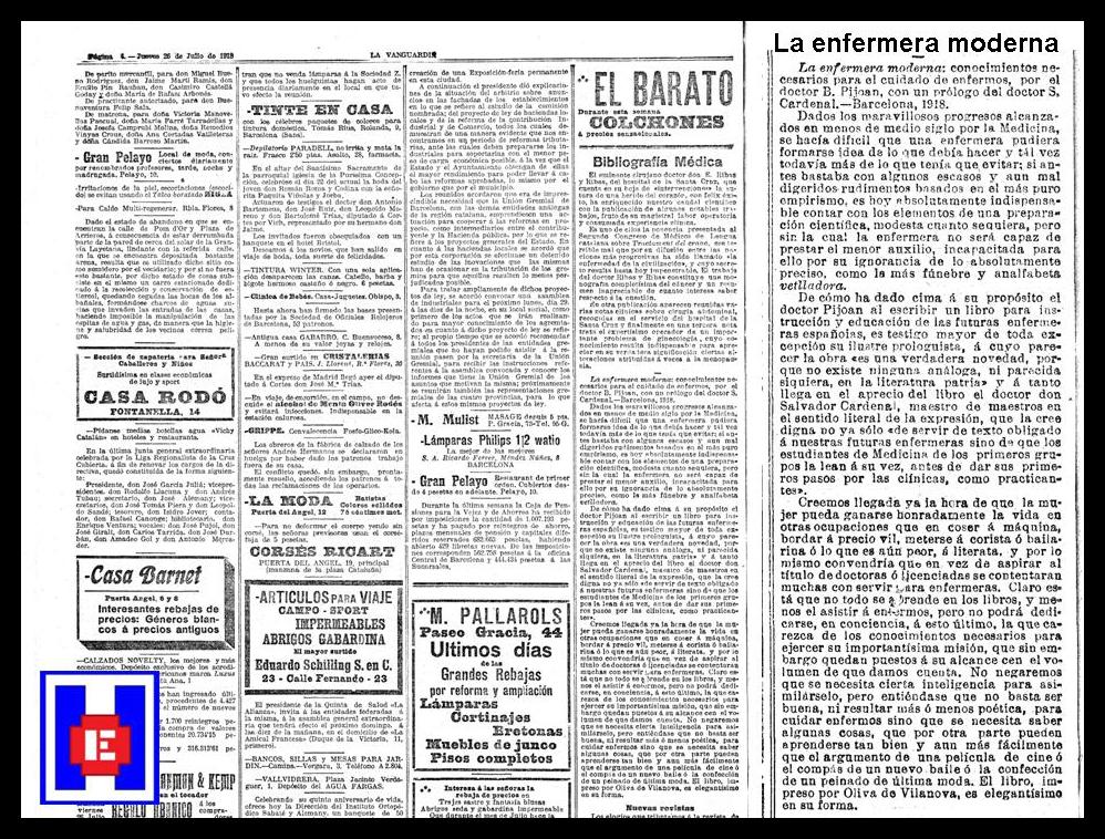 ENFERMERIA AVANZA: IMAGEN DE LA ENFERMERÍA A TRAVÉS DE LA PRENSA ...