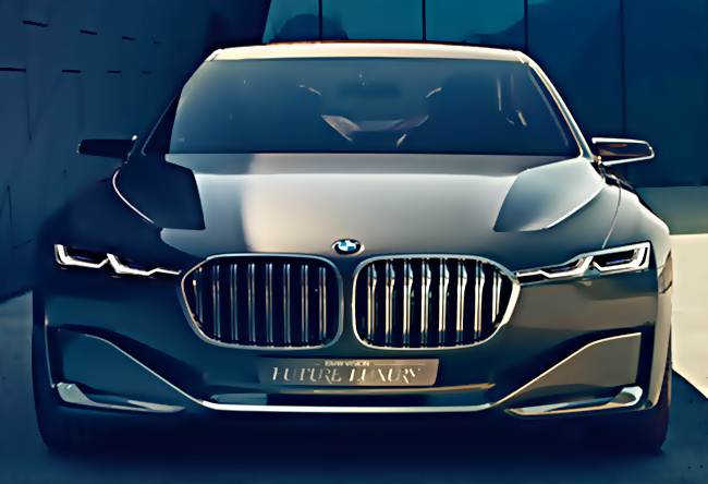 2018 BMW Vision Future Luxury Redesign