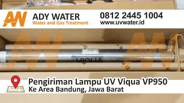 UV Viqua Sterilight, Water Treatment,