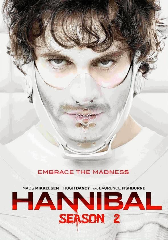 Série Hannibal 2ª Temporada Dual Áudio