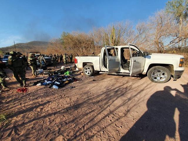 Por primera vez, Gobierno da por perdido Tepuche tras guerra entre Cártel de Sinaloa vs Cártel de Sinaloa