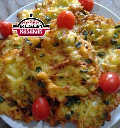 Resepi Potato Fritters Rangup http://banyakresepi.blogspot.my/
