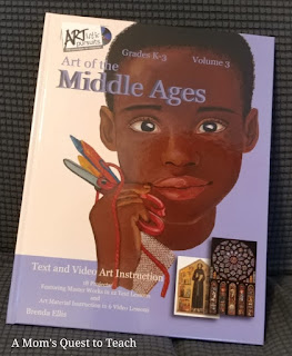 book cover of Art of the Middle Ages