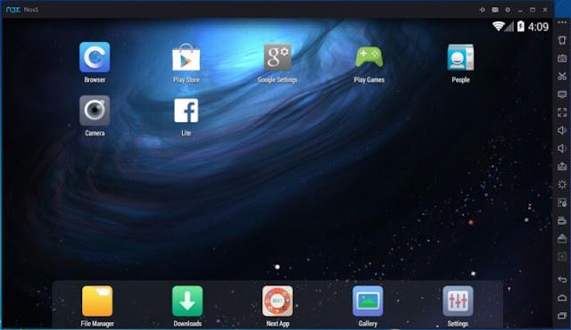 تحميل محاكي اندرويد MEmu Android Emulator للكمبيوتر