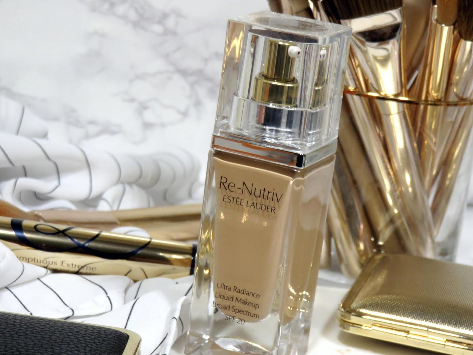 Estee Lauder Re-Nutriv Ultra Radiance Liquid Makeup