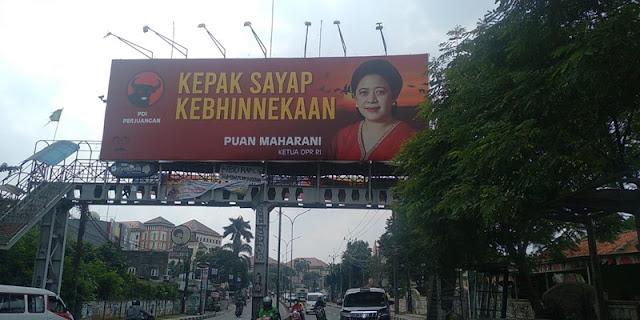 Drone Emprit: Puan Maharani semakin Populer Berkat Baliho
