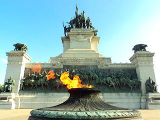 Monumento da Independência, São Paulo