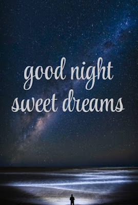message for good night sister images