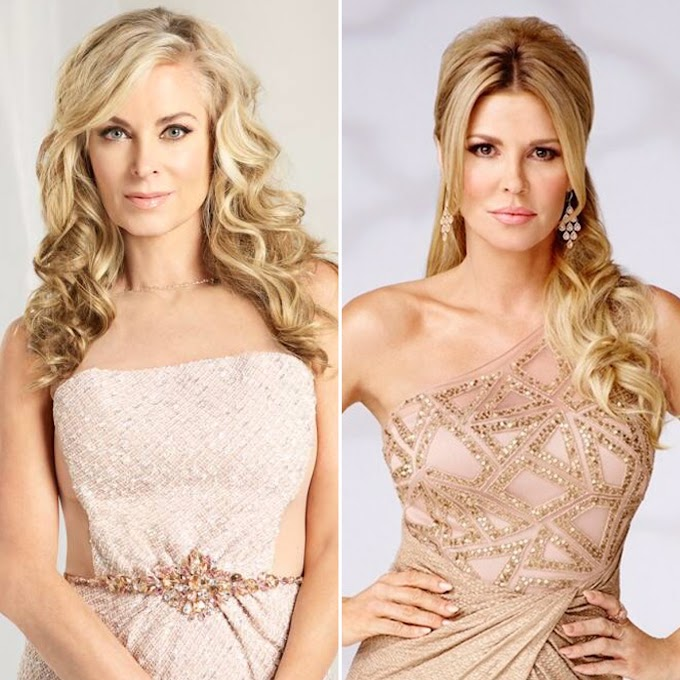 Eileen Davidson Reveals Brandi Glanville Almost Made Her Quit The Real Housewives Of Beverly Hills!