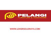 Loker Solo Sales Toko (Pria/Wanita) di Pelangi Furniture & Homeware