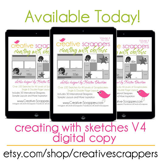 Creating With Sketches V4 | Digital Version