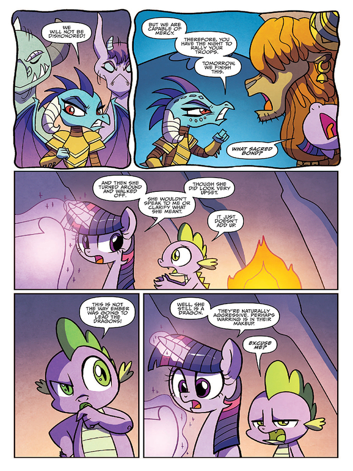 iTunes Preview for My Little Pony Comic #56 Arrives 3