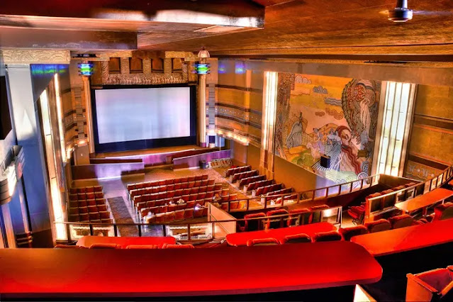 3. The Roxy Performing Arts Center