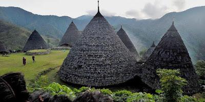 Rumah adat NTT