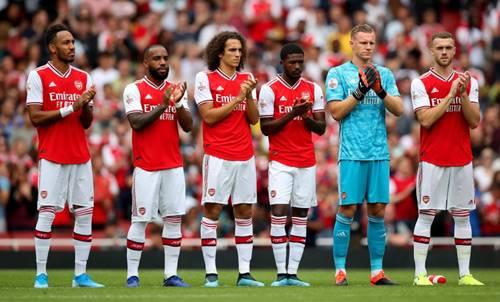 Daftar Pemain Arsenal