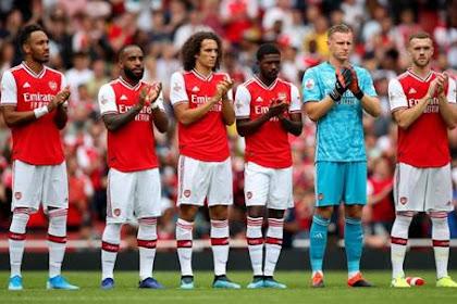 Daftar Skuad Pemain Arsenal 2020-2021 [Terbaru]