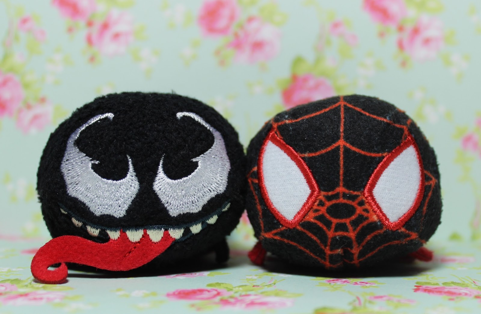 spider-man tsum collection