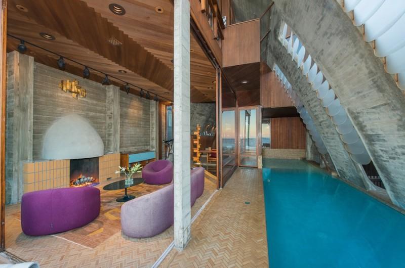 Luxury Life Design John Lautner Stevens House Priced At