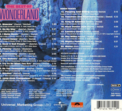 Wonderland - The Best Of