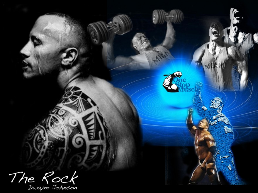 The Rock New HD Wallpapers 2012-2013