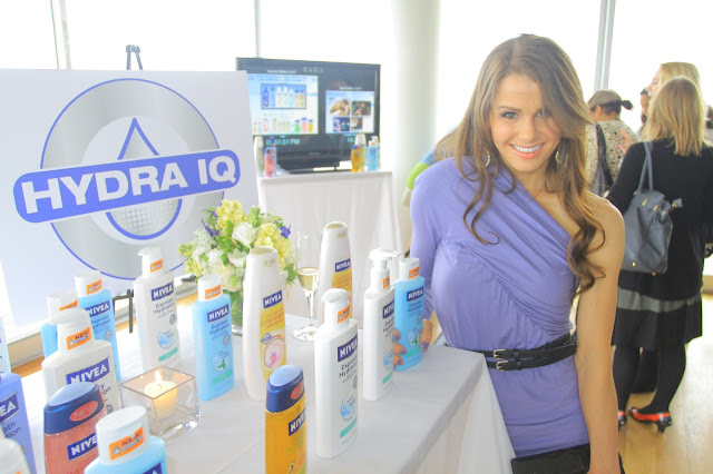 Nivea celebrates it's New Hydra IQ Technology, and so do I!